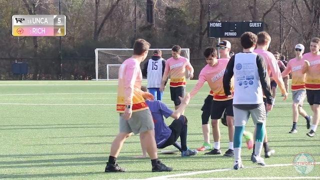 UNC Asheville vs. Richmond | Men's Pool Play | Carolina Kickoff 2020