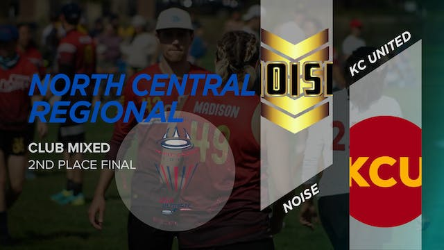 KC United vs. NOISE | Mixed 2nd Place Final