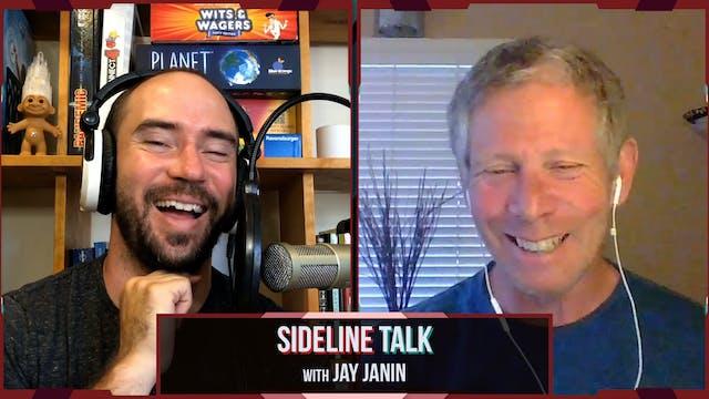 Sideline Talk Episode 42: Jay Janin