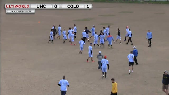 North Carolina vs. Colorado | Men's Q...
