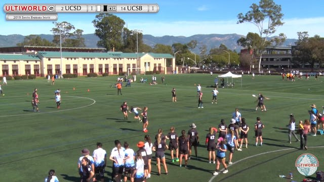 UCSB vs. UCSD | Women's Final | Santa...