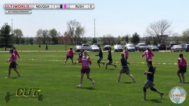 Rush vs. Neuqua Valley (G, 2017 Neuqu...