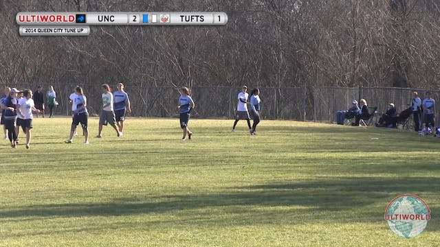 North Carolina vs. Tufts | Women's Po...
