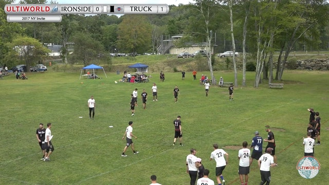 Ironside vs. Truck Stop | Men's Pool Play | NY Invite 2017