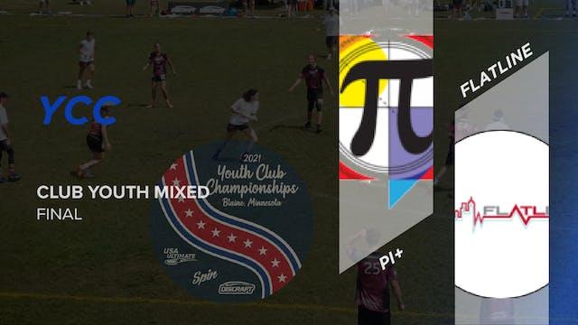 Lexington Pi+ vs. Atlanta flATLine | Mixed Final