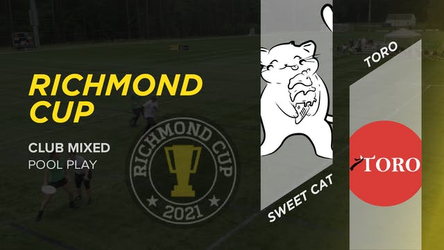 Sweet Cat vs. Toro | Mixed Pool Play
