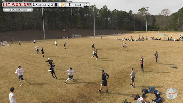Classic City Invite 2019: South Carolina vs Tennessee (M)