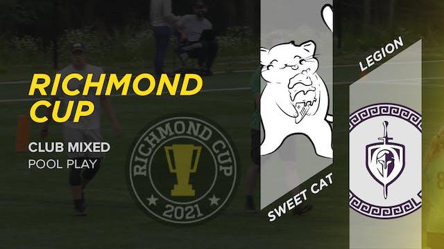 Sweet Cat vs. Legion | Mixed Pool Play