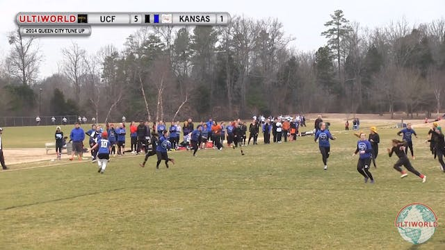 Central Florida vs. Kansas | Women's ...