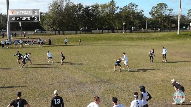 Texas vs. Tufts | Men's Match Play | Florida Warm Up 2020