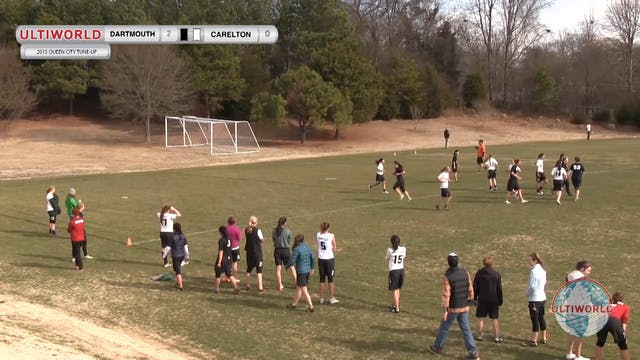 Queen City Tune Up 2015: Dartmouth v ...