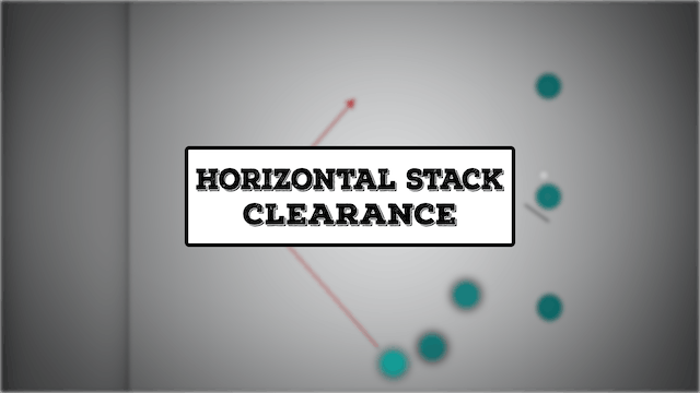 Pull Plays Episode 4: Horizontal Stack - Cutter Clearance
