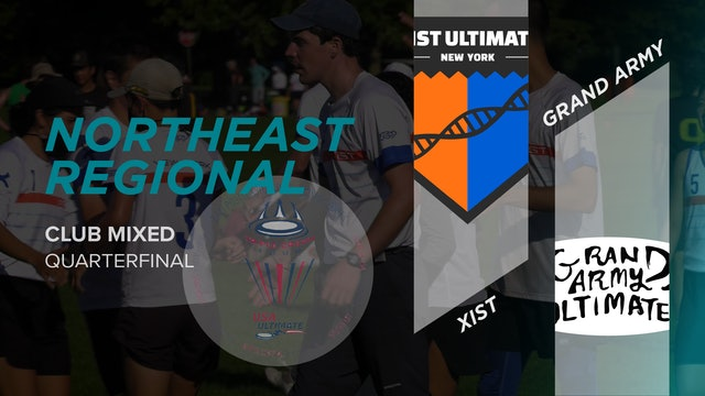 XIST vs. Grand Army | Mixed Quarterfinal