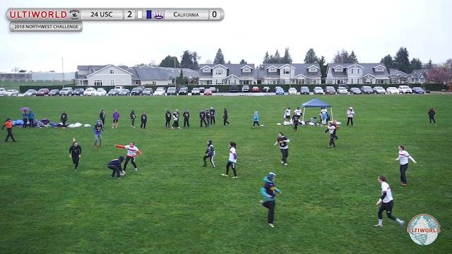 Northwest Challenge 2018: #24 USC v Cal (W Pool)