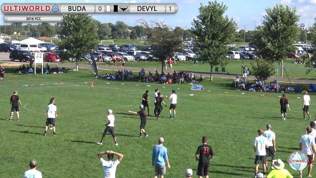 BUDA [MA] vs DEVYL [NJ] (B Quarter, 2016 YCC)