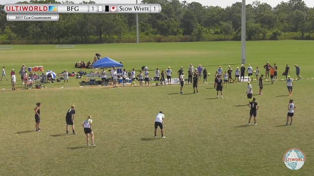 BFG vs. Slow White | Mixed 3rd Place Final | Club Championships 2017