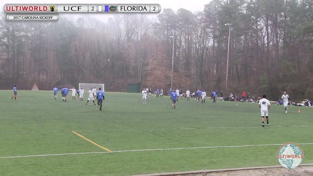 Central Florida vs. Florida | Men's P...