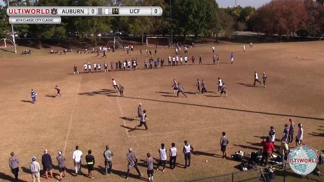 Classic City Classic 2014: Auburn v UCF (M)