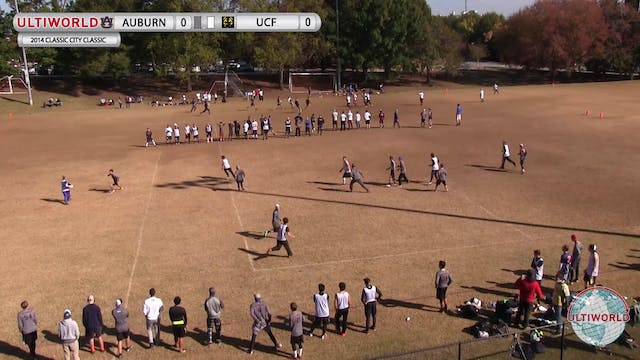 Auburn vs. Central Florida | Men's Po...