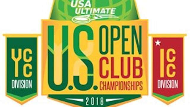 US Open (2018 Women's/Mixed/Men's)