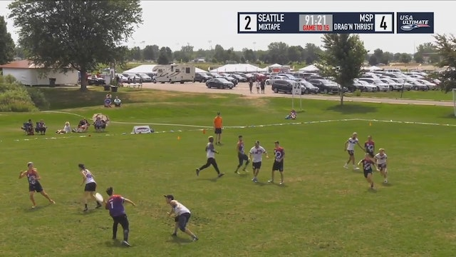 US Open 2018: #3 Seattle Mixtape v #8...