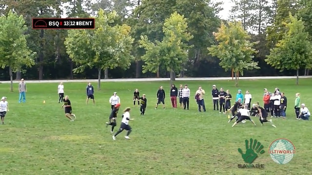 NE Regionals 2012: Brute Squad vs BENT (W Game-to-Go 2nd Half)