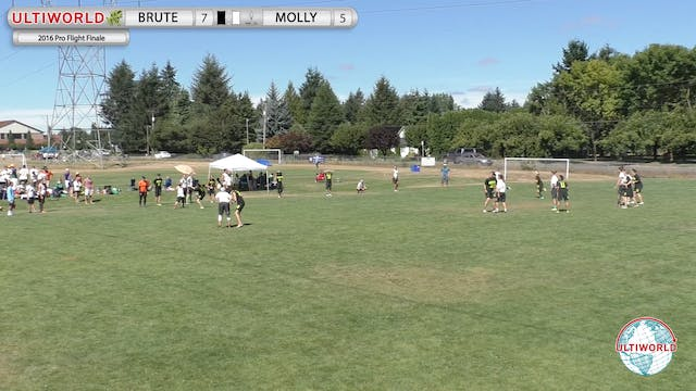 Brute Squad vs. Molly Brown | Women's...