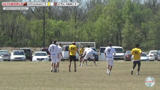 SC: #19 Colorado v #25 Texas A&M (M S...