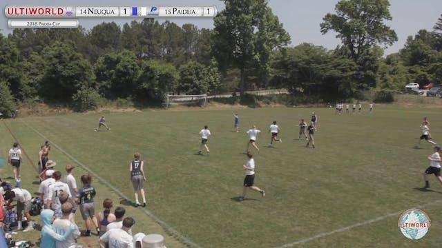 Paideia Cup 2018: Neuqua Valley [IL] ...