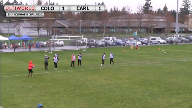 Carleton vs. Colorado | Women's Match...