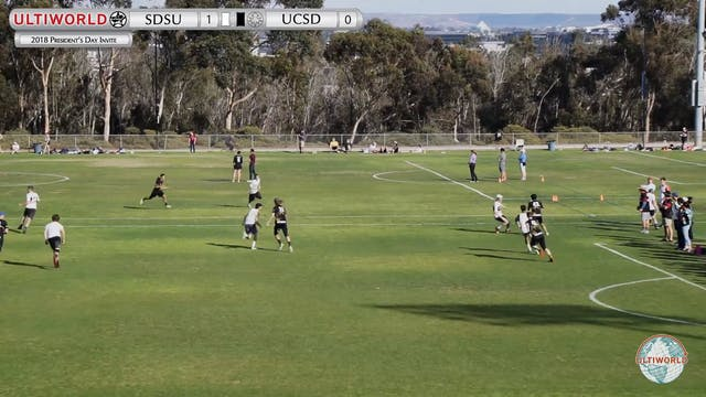 San Diego State vs. UCSD | Men's Pool...