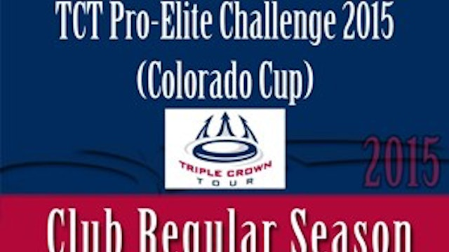 Pro-Elite Challenge 2015 (Men's/Women's/Mixed)