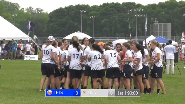 Tufts vs. Virginia | Women's Pool Pla...