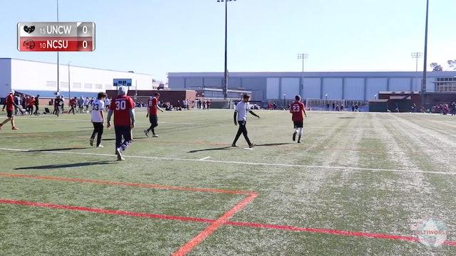 NC State vs. UNC Wilmington | Men's Semifinal | Carolina Kickoff 2020