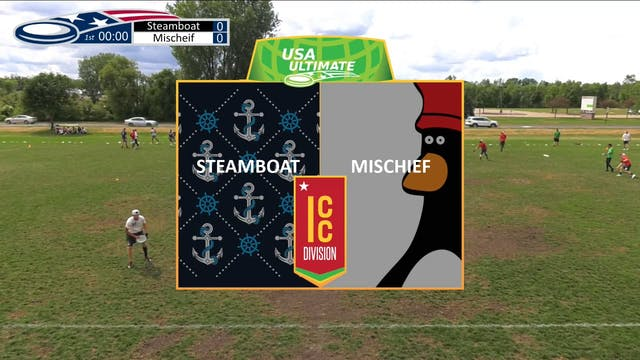 Mischief vs. Steamboat | Mixed 5th Pl...