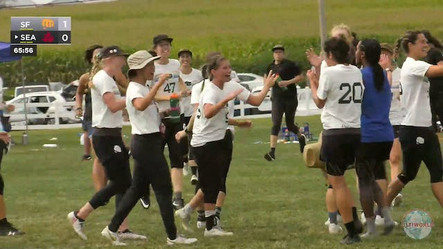 Fury vs. Riot | Women's Semifinal | P...