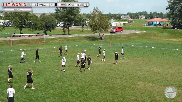 YCC 2019: #8 Swarm vs #14 Cutthroat (B Pre-Quarter)