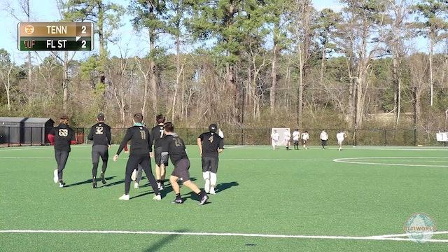 Tennessee vs. Florida State | Men's Crossover | Carolina Kickoff 2020