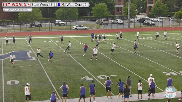 WUCC Fundraiser: Wild Card v Slow White (X)