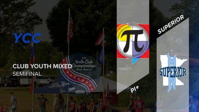 Lexington Pi+ vs. Minnesota Superior | Mixed Semifinal