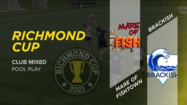 Mare of Fishtown vs. Brackish | Mixed Pool Play