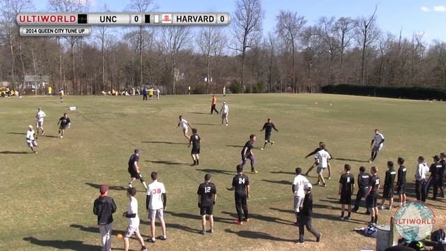 North Carolina vs. Harvard | Men's Fi...