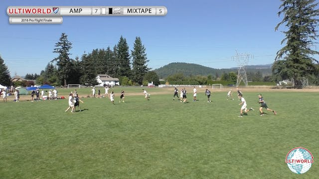 AMP vs. Mixtape | Mixed Pool Play | P...
