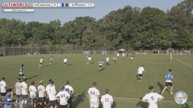 Paideia Cup 2018: Carolina Friends [N...