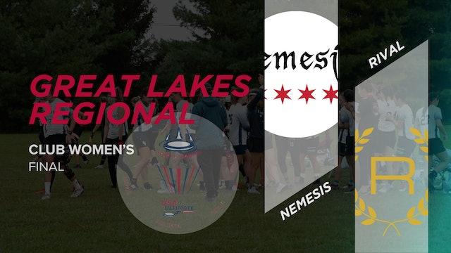 Rival vs. Nemesis | Women's Final
