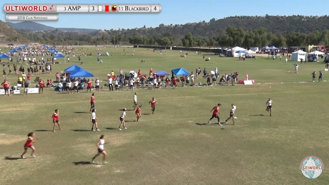 AMP vs. Blackbird | Mixed Pool Play | Club Championships 2018