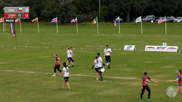 Chile Mixed v. Osos Perezosos (Costa Rica) [X Pool Play, PAUC 2019]