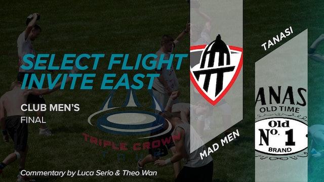 Mad Men vs. Tanasi | Men's Final