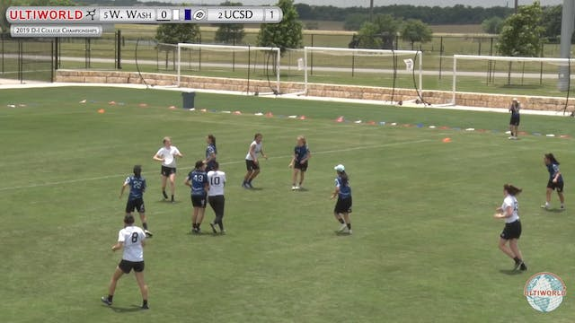 UCSD vs. Western Washington | Women's...