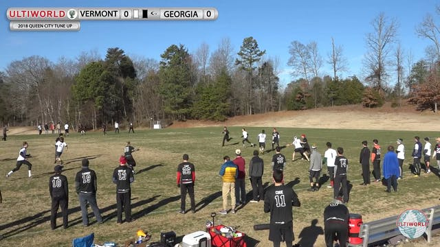 Vermont vs. Georgia | Men's Pool Play...